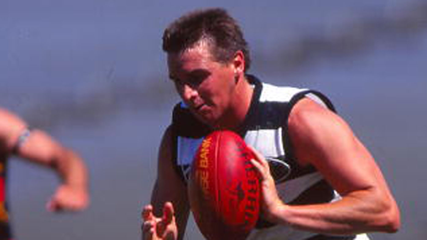 The 51-year-old won a Brownlow medal in 1989.