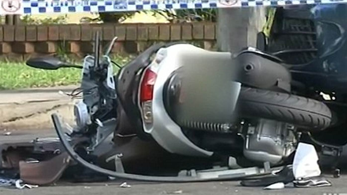 The crash happened in Woolooware in February 2015. (9NEWS)