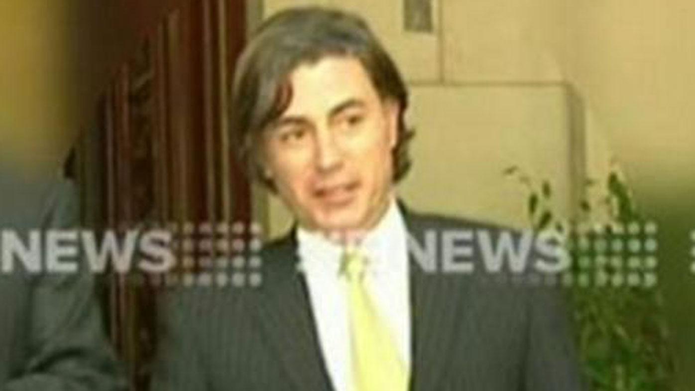 Businessman suspected of placing bounty on slain Melbourne lawyer