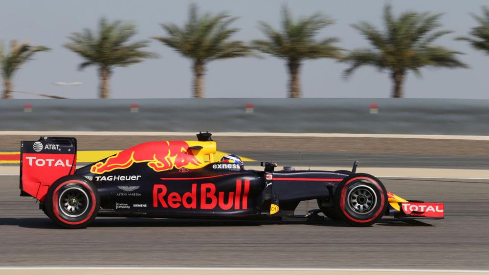 Daniel Ricciardo. (AAP)