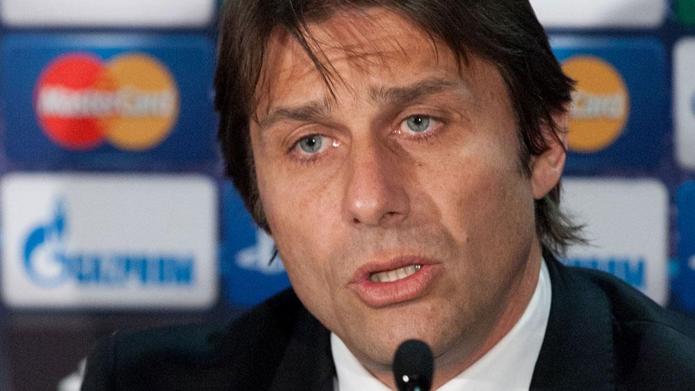 Antonio Conte. (AAP)