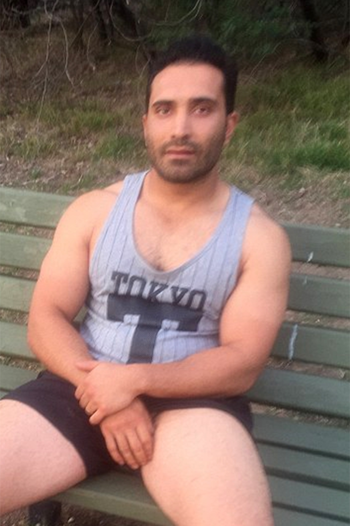 Police release photo of man they want to speak to over flashing in Melbourne park