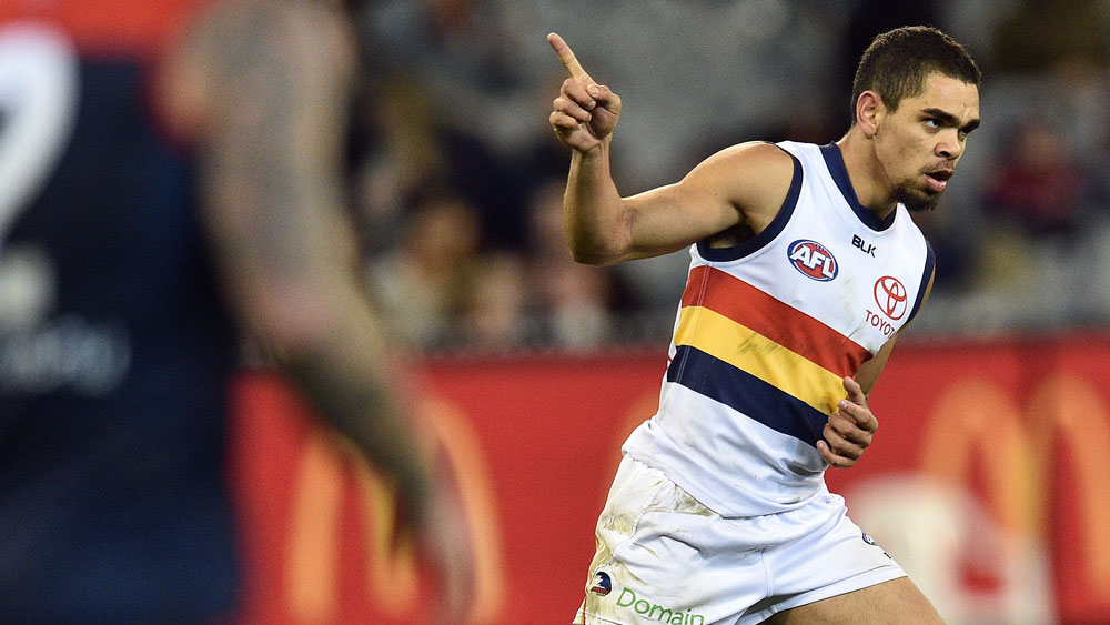 Crows pip Demons in AFL shootout