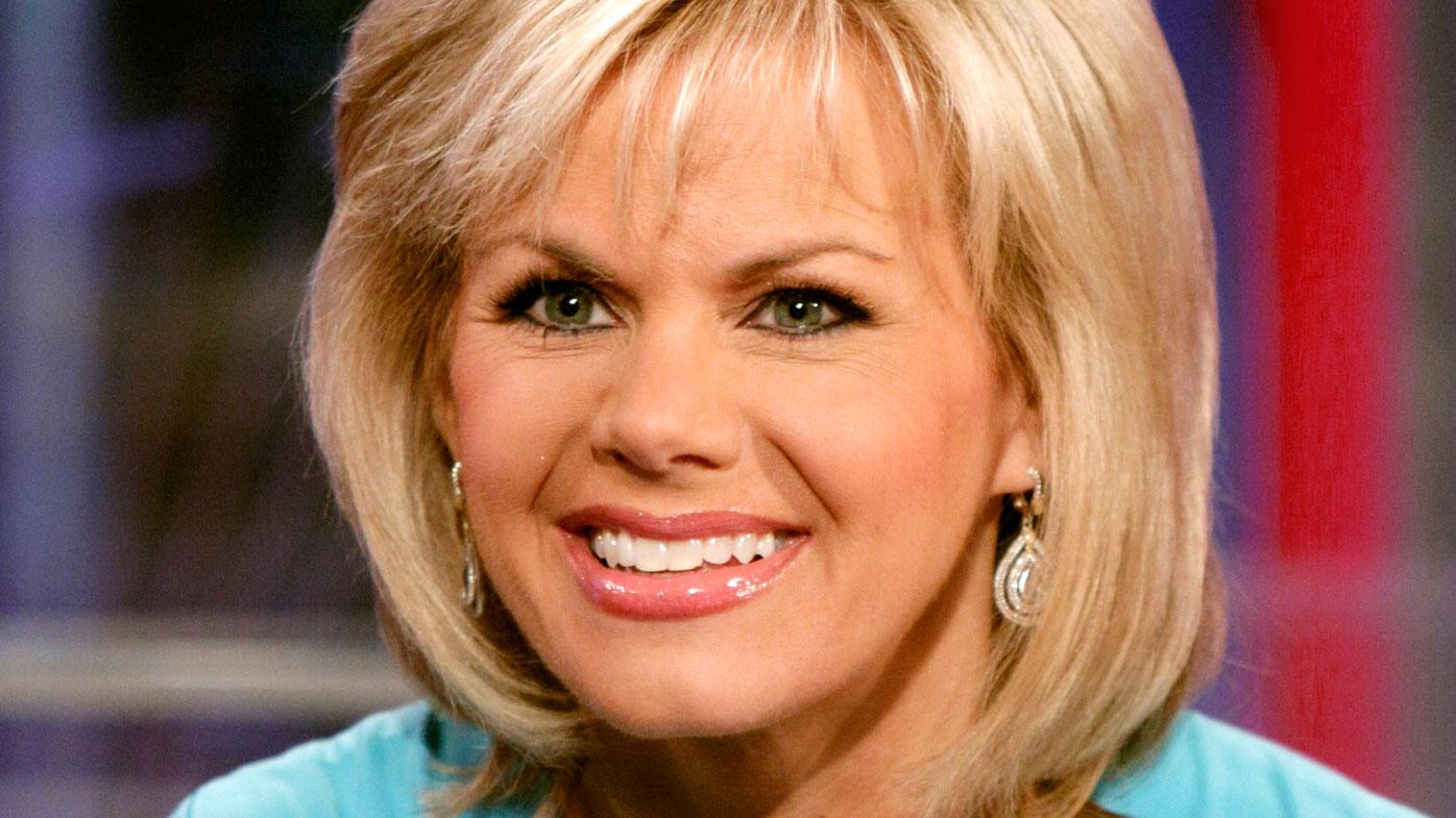 Former Fox News presenter Gretchen Carlson.