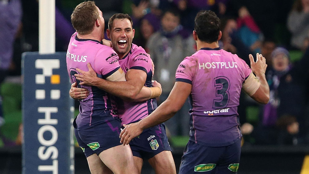 Storm beat Souths in golden-point NRL