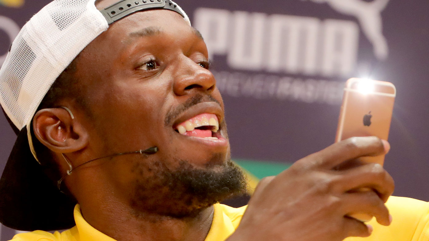 Usain Bolt is ready to race, his parents say. (AFP)