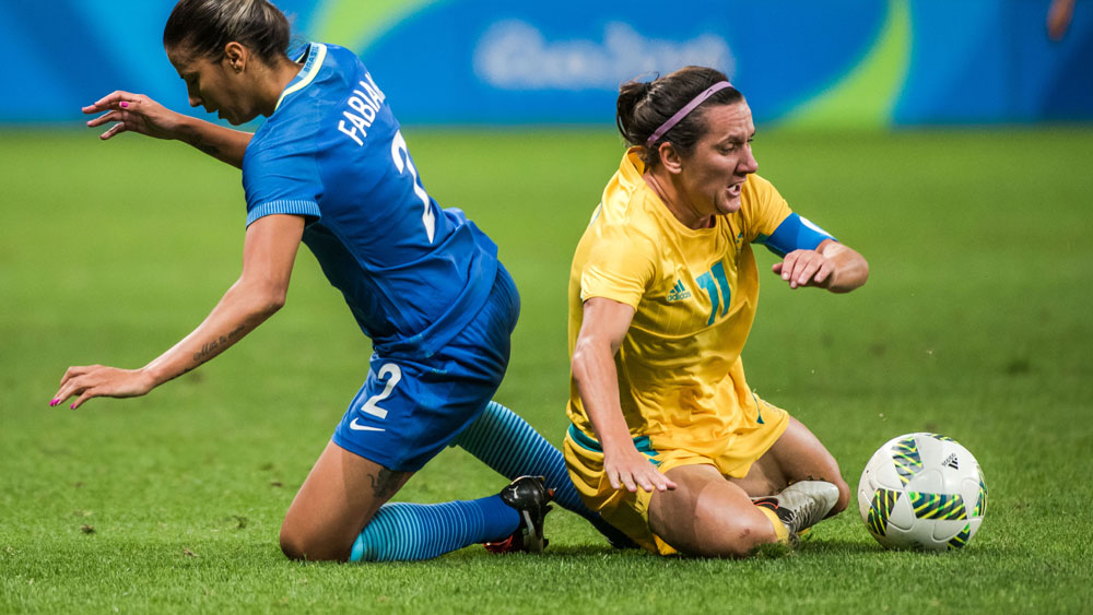 Matildas are Aust sporting greats: Stajcic