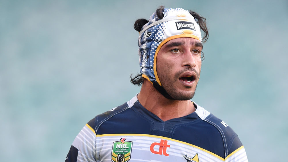 Roosters dent Cowboys' NRL top-four hopes