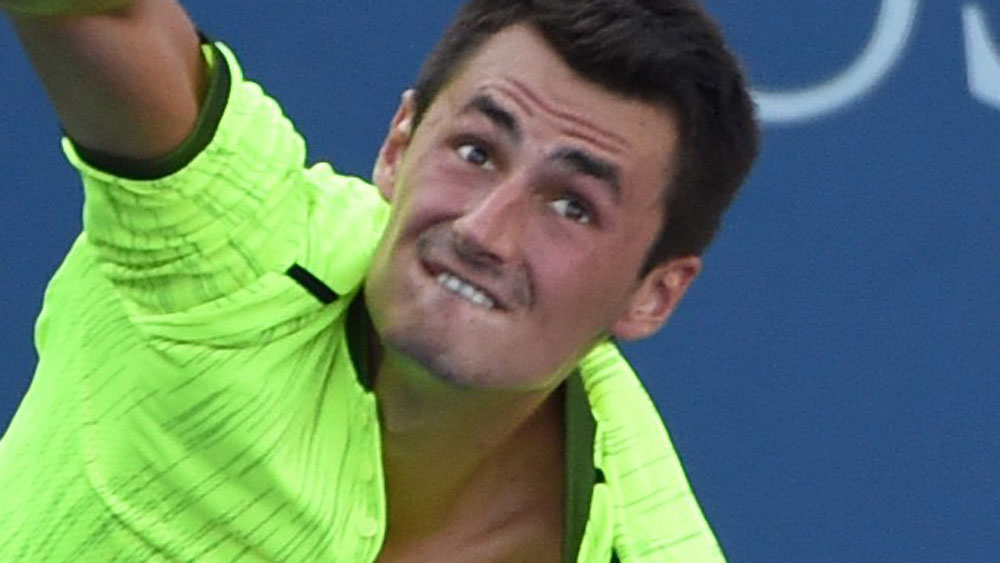 Team Tomic defends rant in US Open loss
