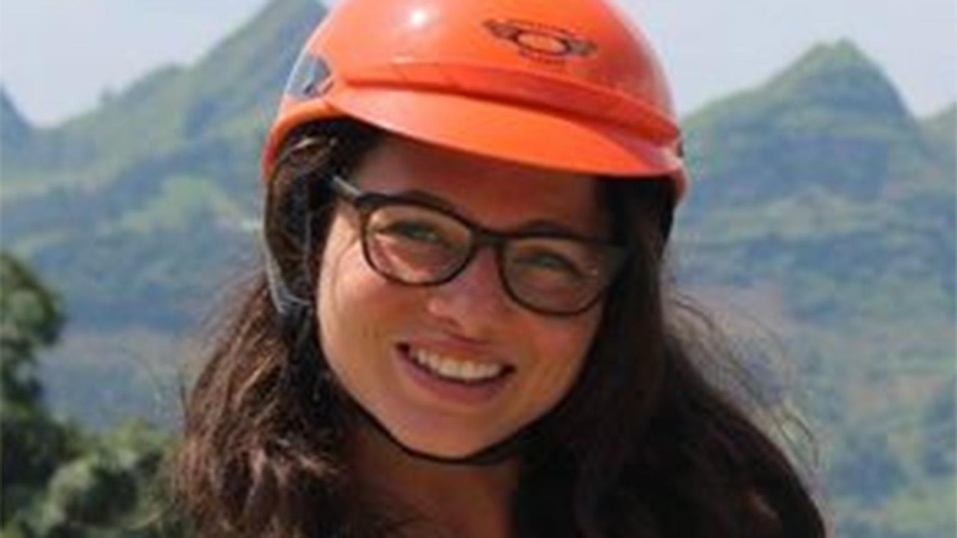 Hannah Gavios.