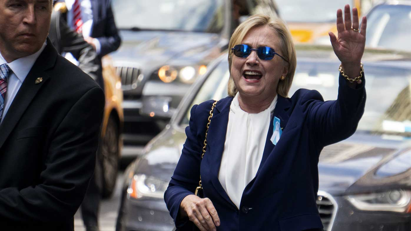 Hillary Clinton 'healthy and fit to serve as president', doctor says