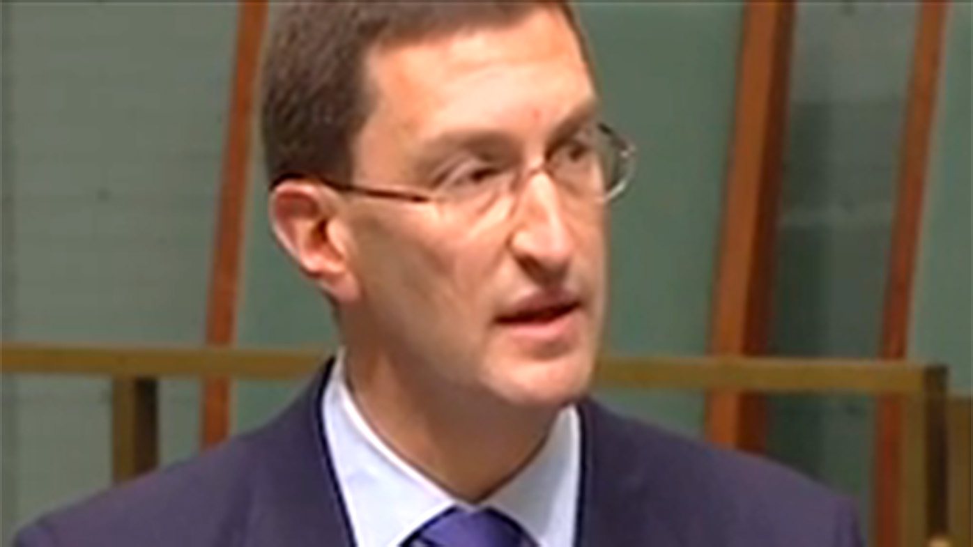 New MP Julian Leeser deliver his maiden speech  to parliament.