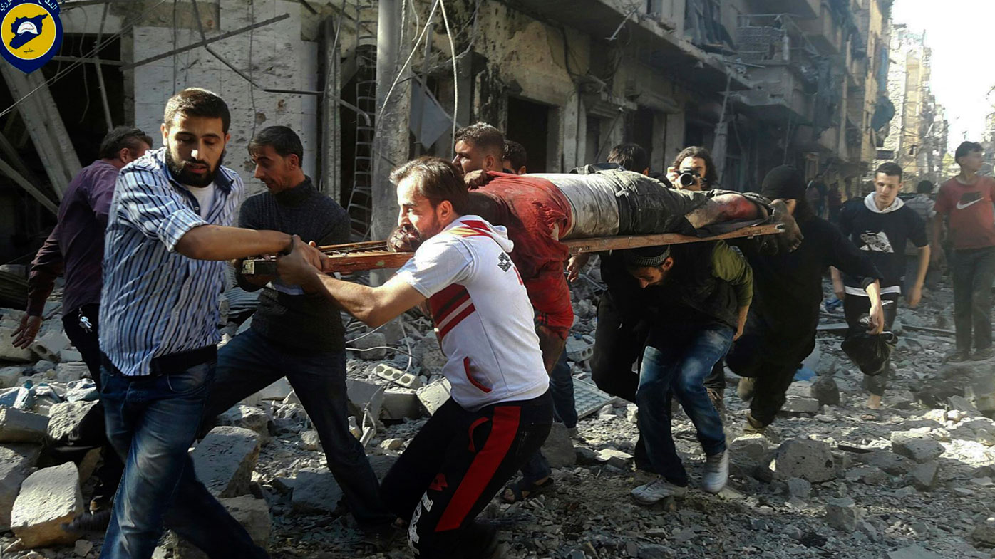 Rebel fire kills 6 children in Aleppo: state media reports