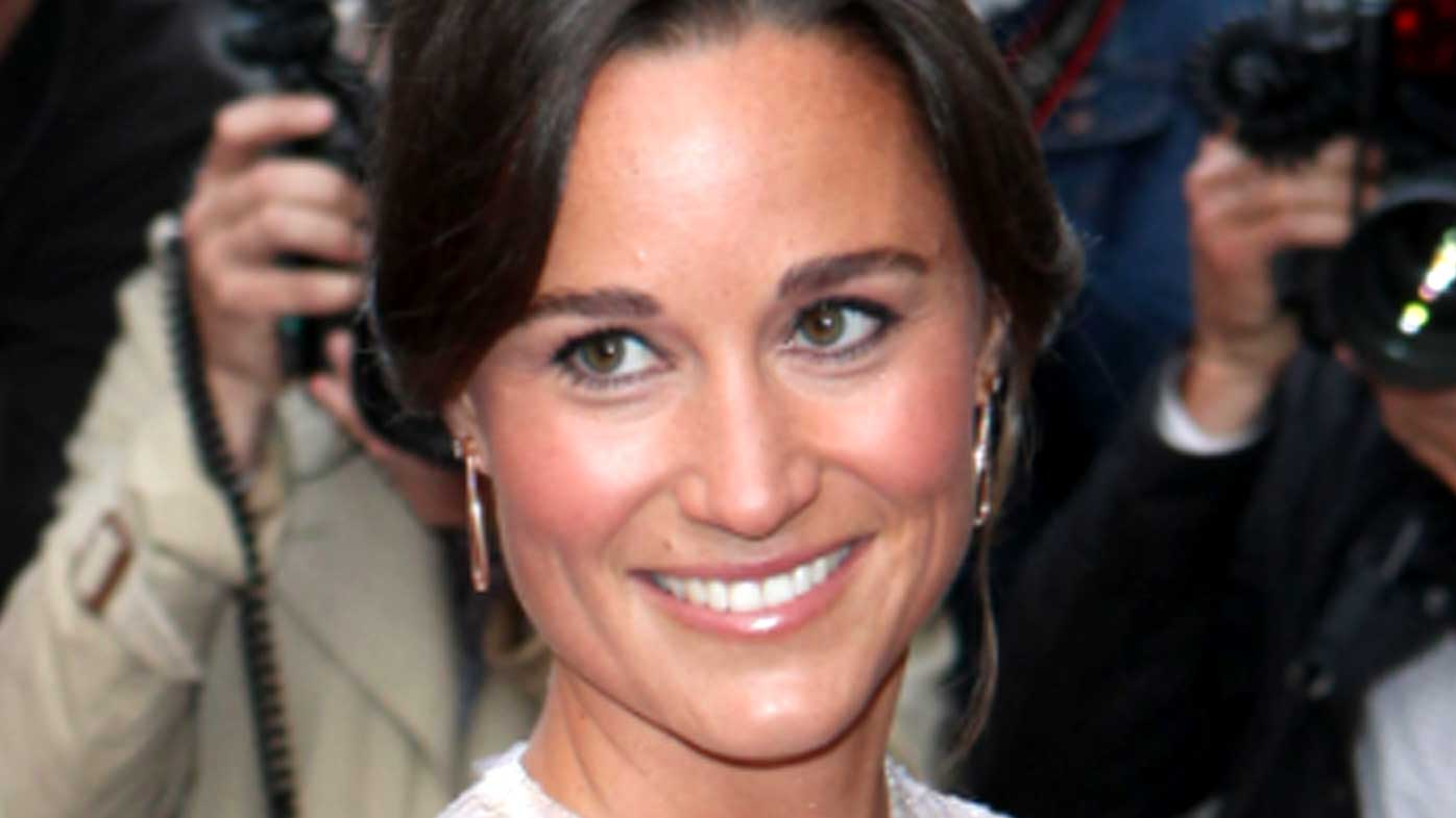 Pippa Middleton takes legal action over leaked photos