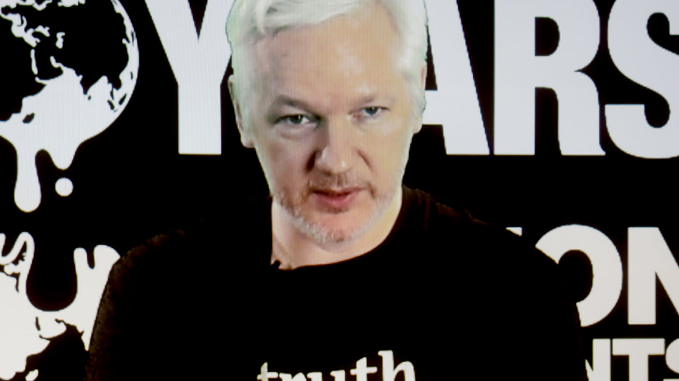 WikiLeaks claims Ecuador has cut off Julian Assange's internet access
