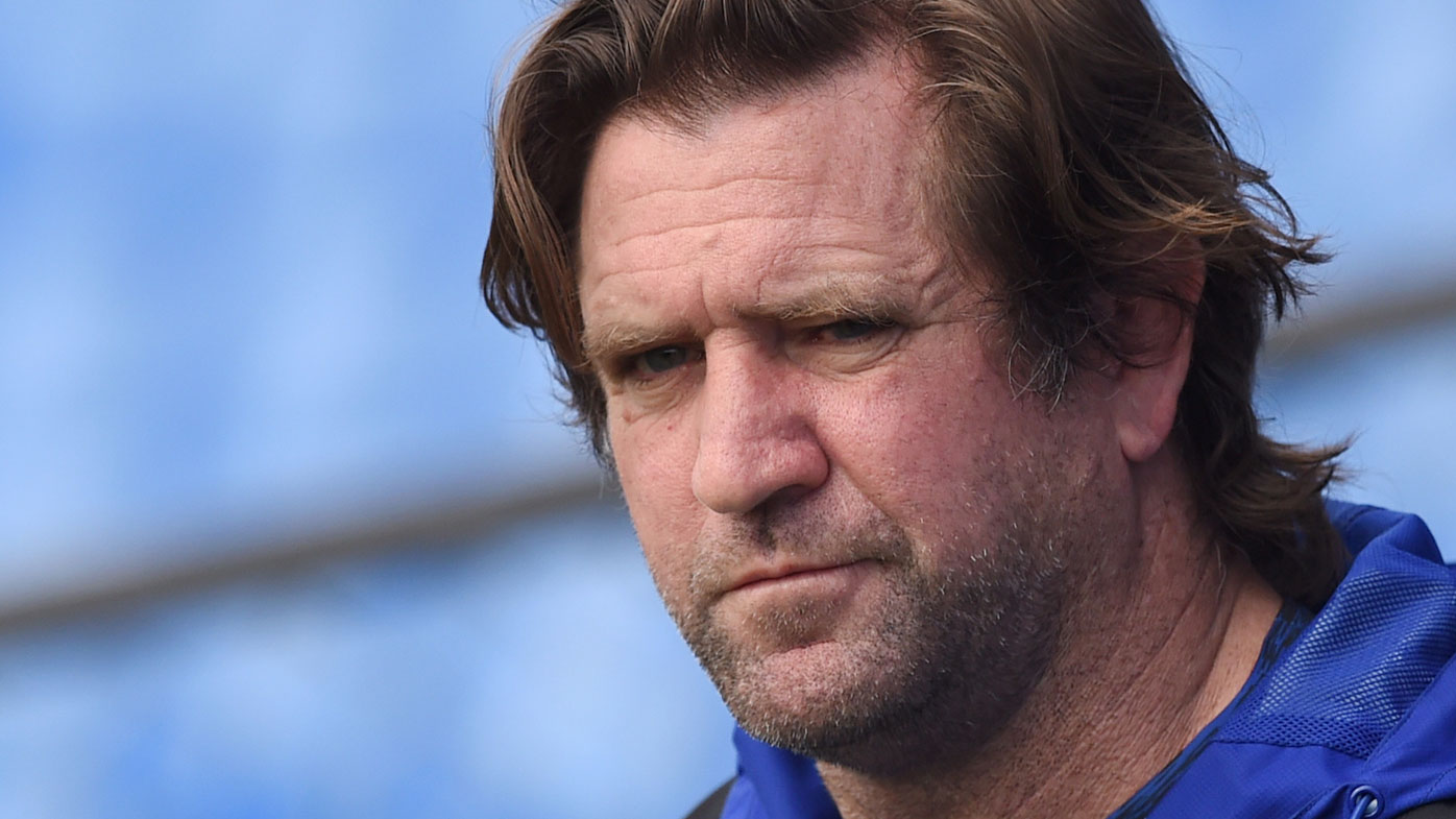Bulldogs to review Hasler's future
