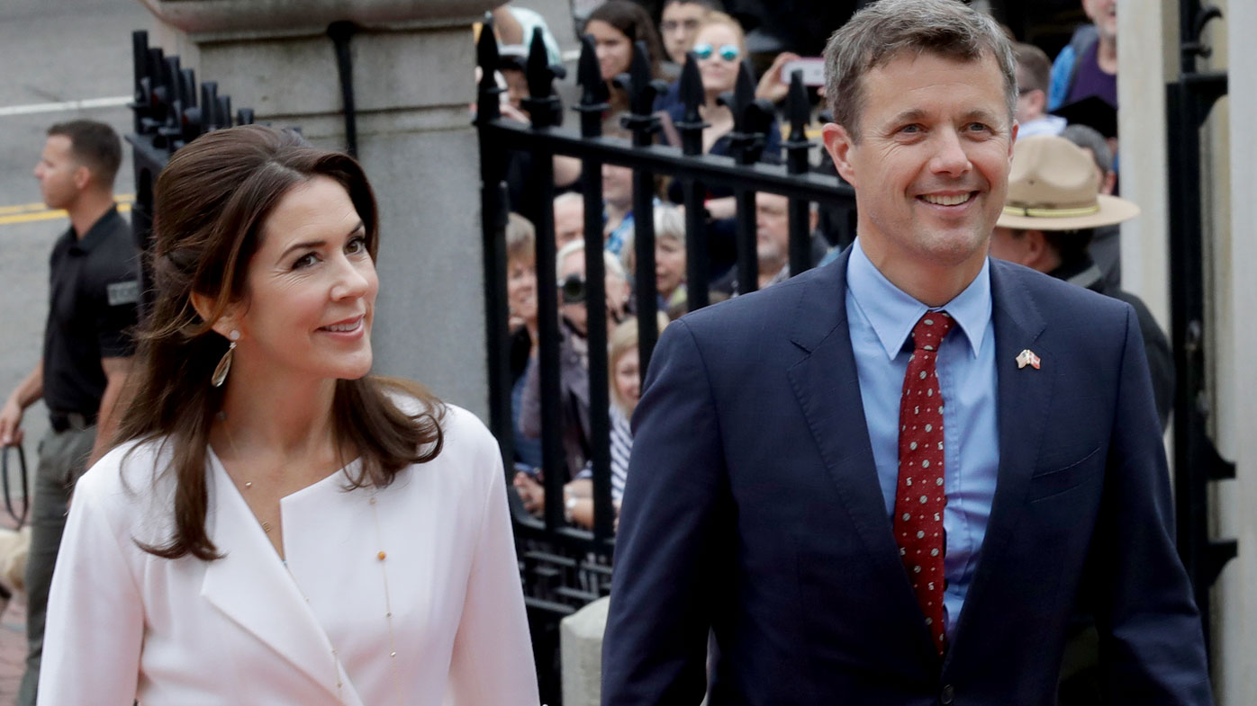Danish Crown Prince Frederik, husband of Aussie Princess Mary, fractures spine on trampoline