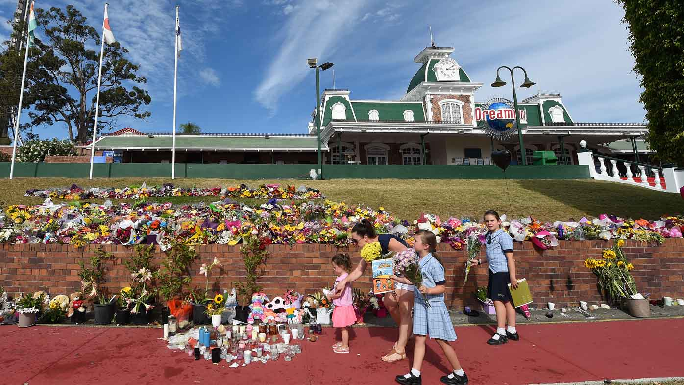 Dreamworld tragedy: Staff allowed to return to work today for park maintenance