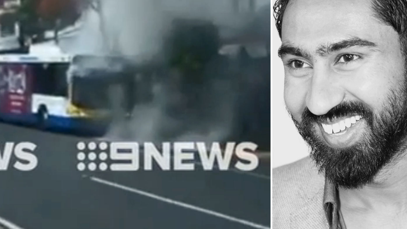 Manmeet was killed when he was doused in flammable liquid and set on fire while on board his bus in Moorooka, Brisbane