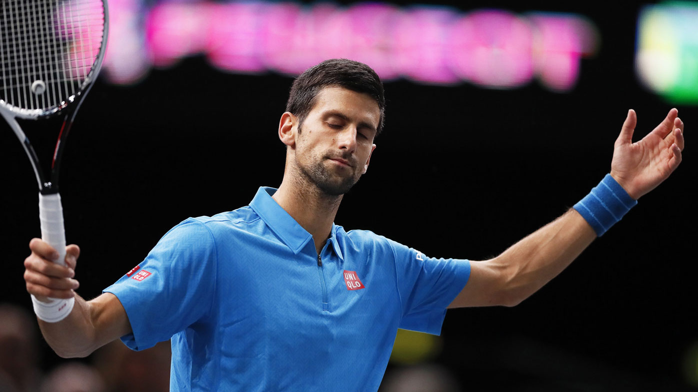World number two Novak Djokovic confirms split from coach Boris Becker