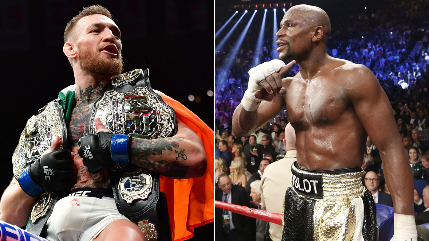 Floyd Mayweather and Conor McGregor agree to August super fight