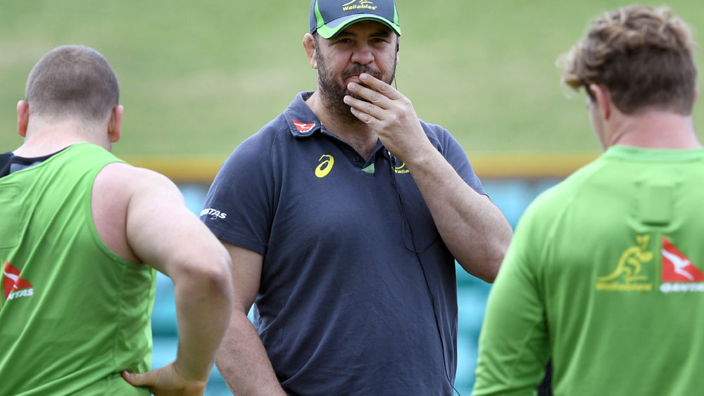 Wallabies irked by 'B team' suggestion