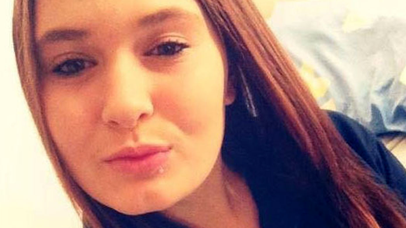 Lois Kirby, 15, was killed after the jeep her mother was driving crashed in Perth in March, 2015. (AAP)