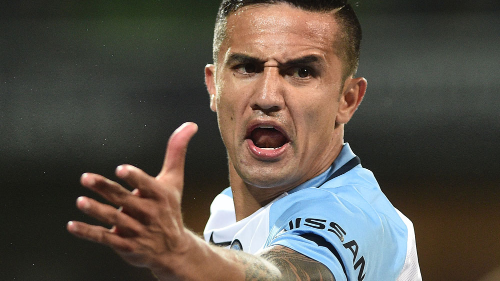Cahill in doubt after crude FFA Cup tackle
