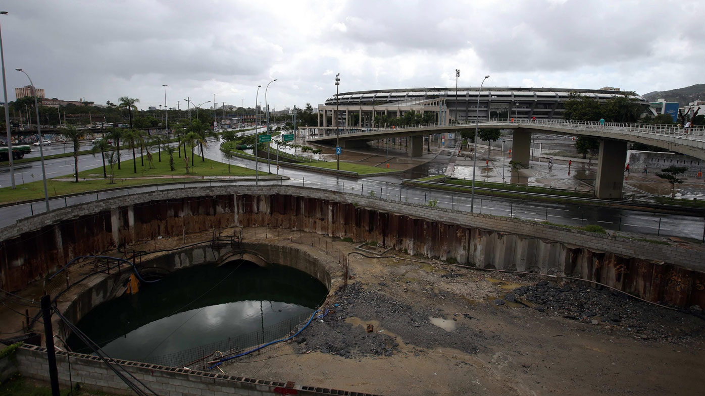 Brazilian construction 'cartel' fixed bidding for 2014 football World Cup stadiums