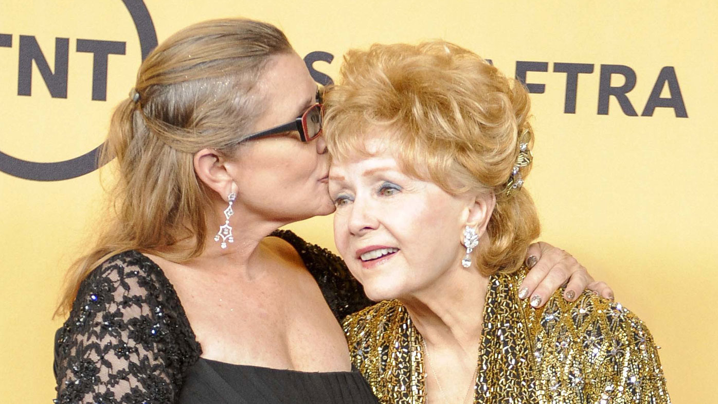 Debbie Reynolds and Carrie Fisher mended relationship rift before their tragic deaths