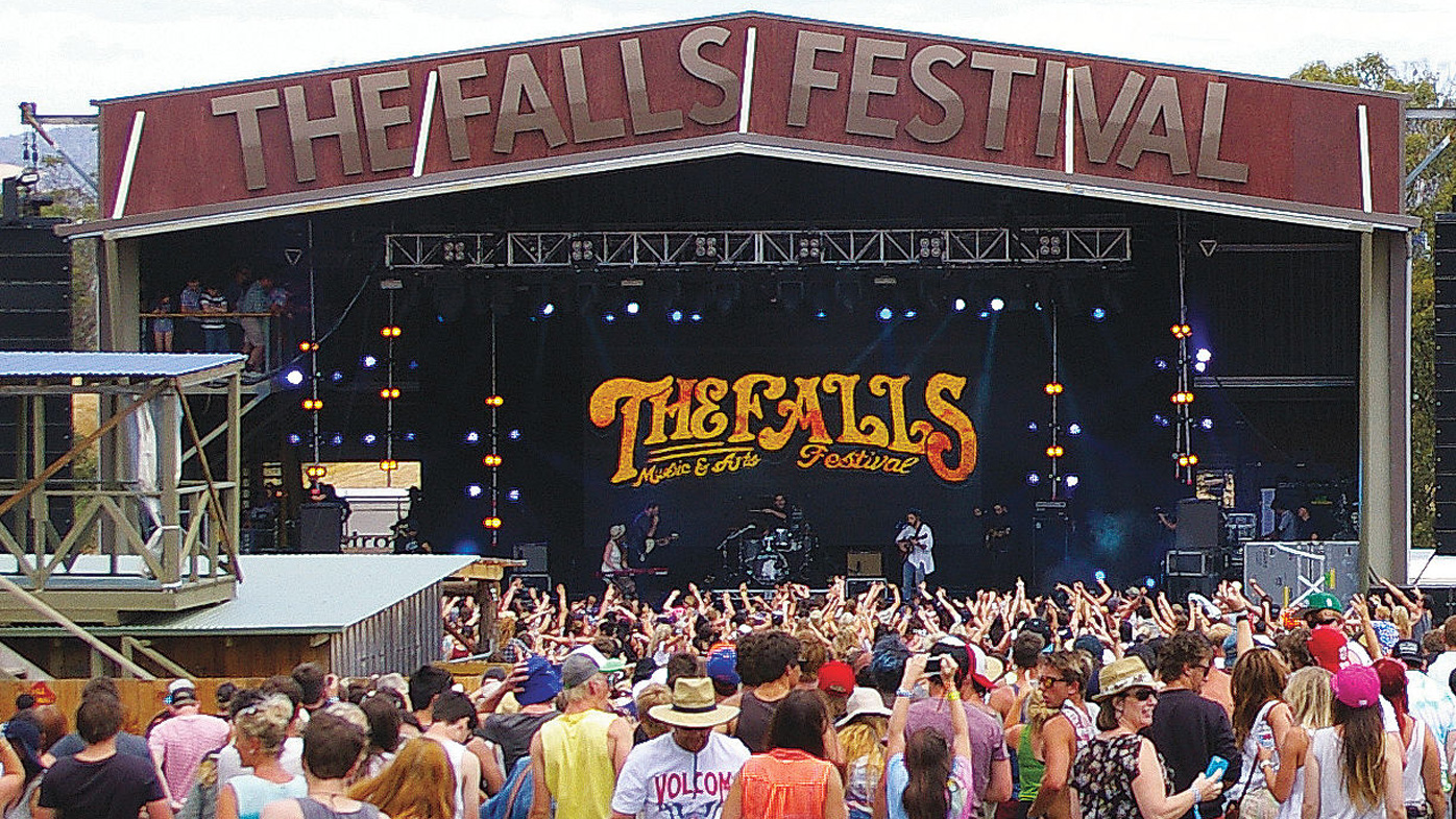 Tasmanian police investigate five sexual assault reports from Falls Festival
