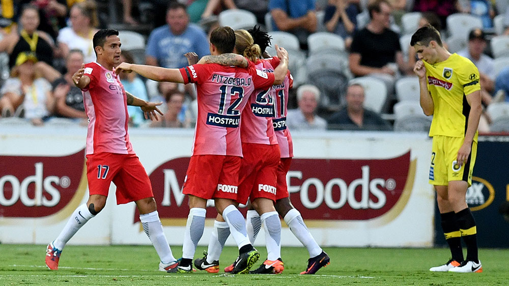 Mariners hold City to classic NYE draw