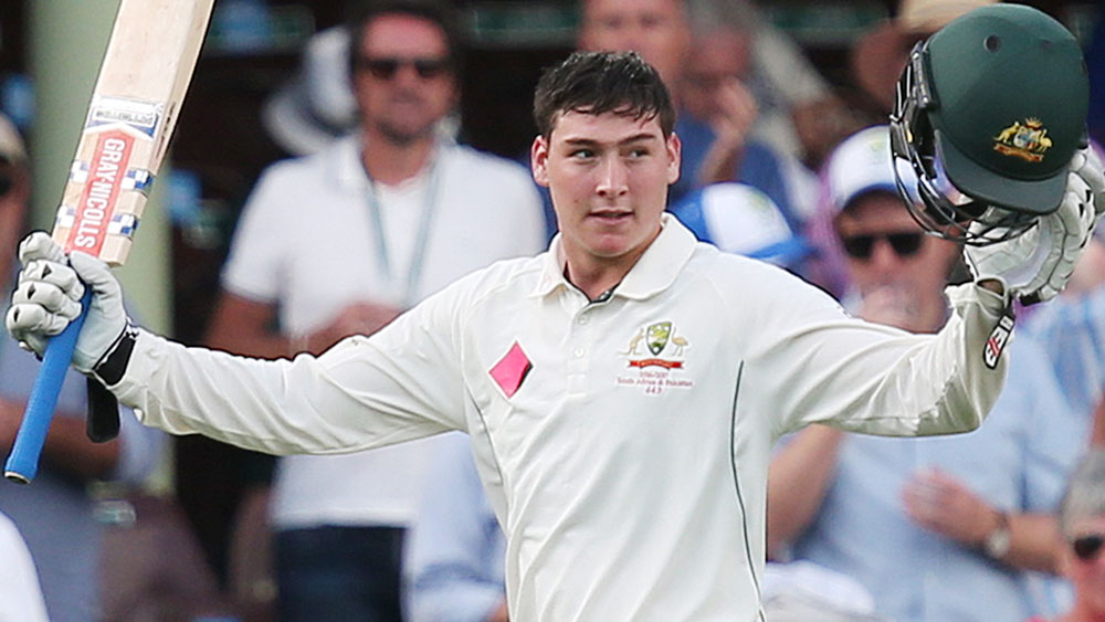 Renshaw backs height to be weapon in India