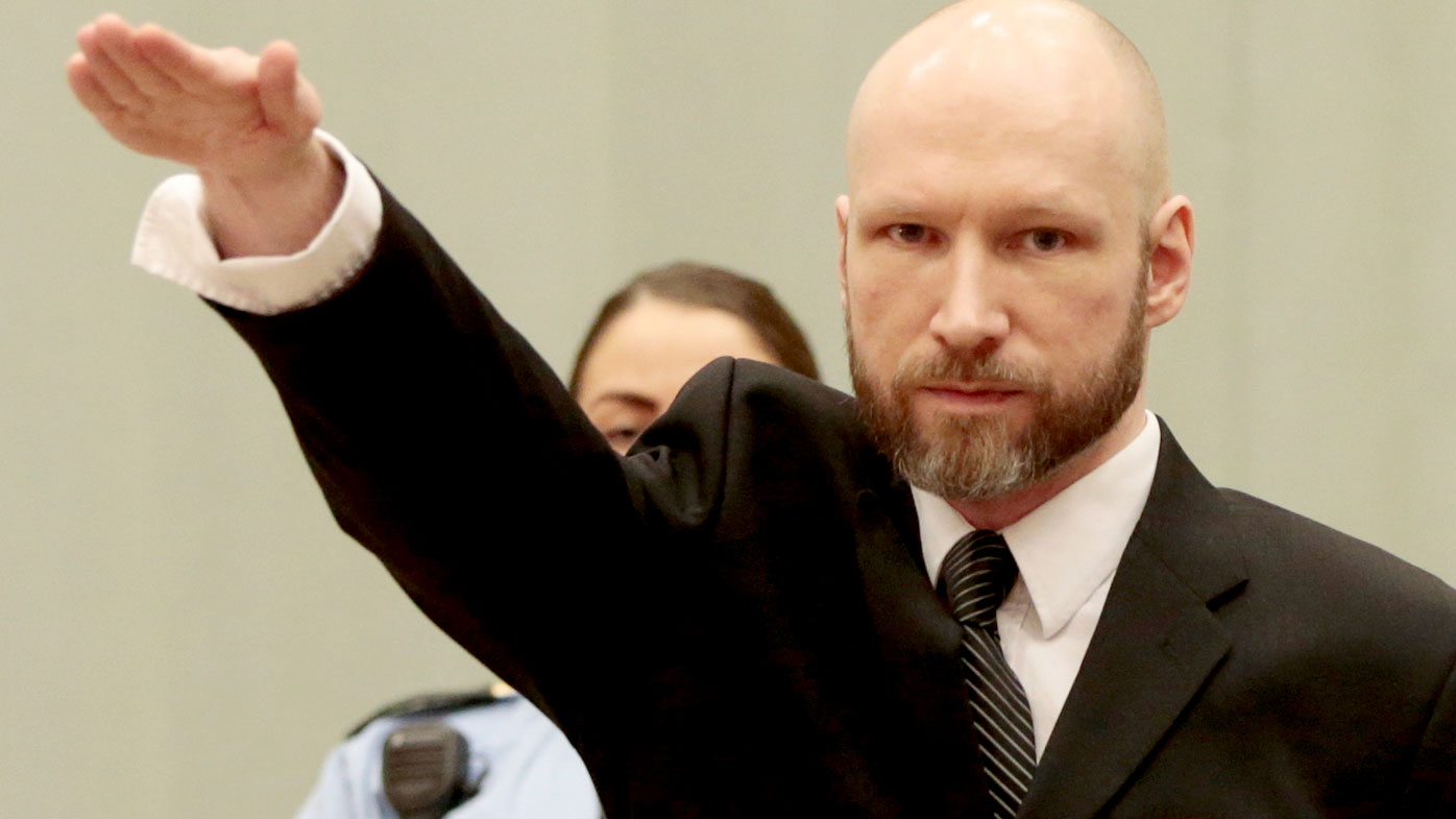 Breivik 'trying to spread his ideology from prison'