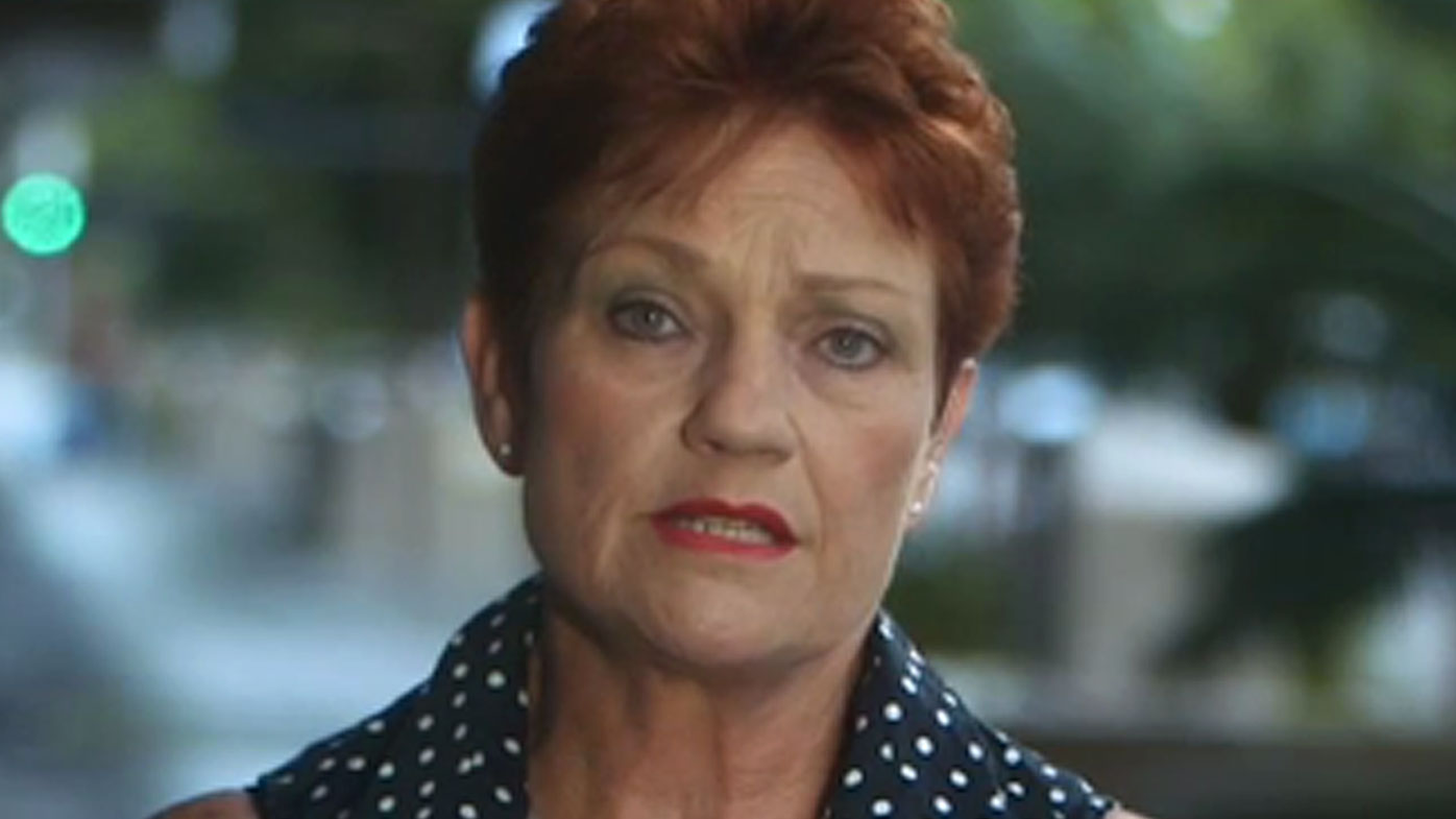 Pauline Hanson set to reveal 'game-changing' policy she says will win her Queensland election