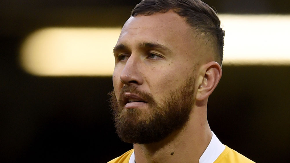 Quade Cooper has been left out of the Wallabies squad.