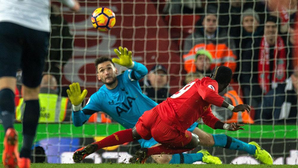 Liverpool halt Spurs' Premier League run