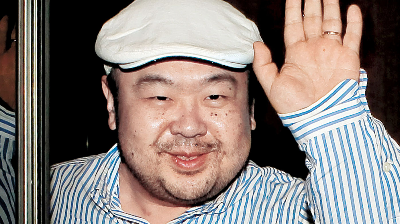 Kim Jong-Nam, the half-brother of Kim Jong-Un. (AFP)