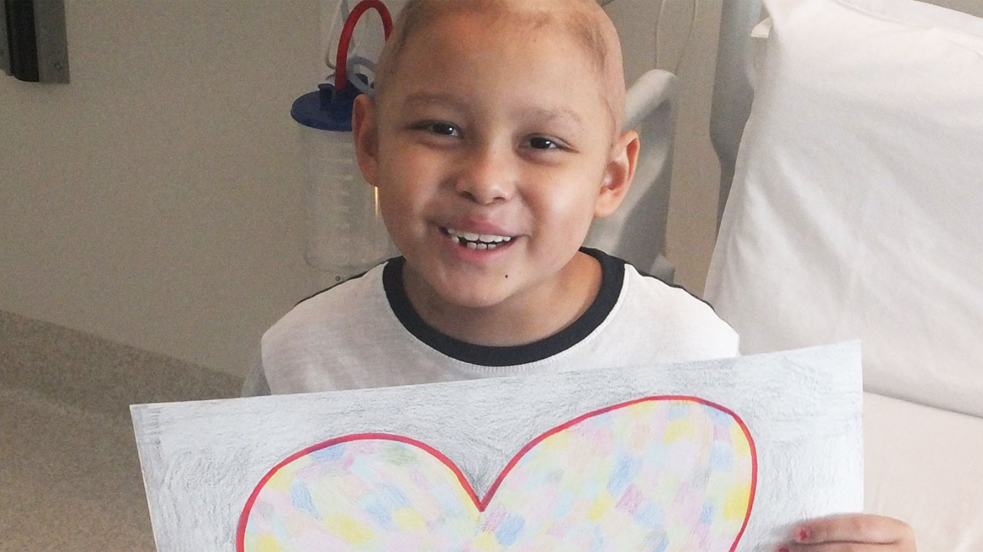 Doctors are hunting for the right bone marrow match for Micah.