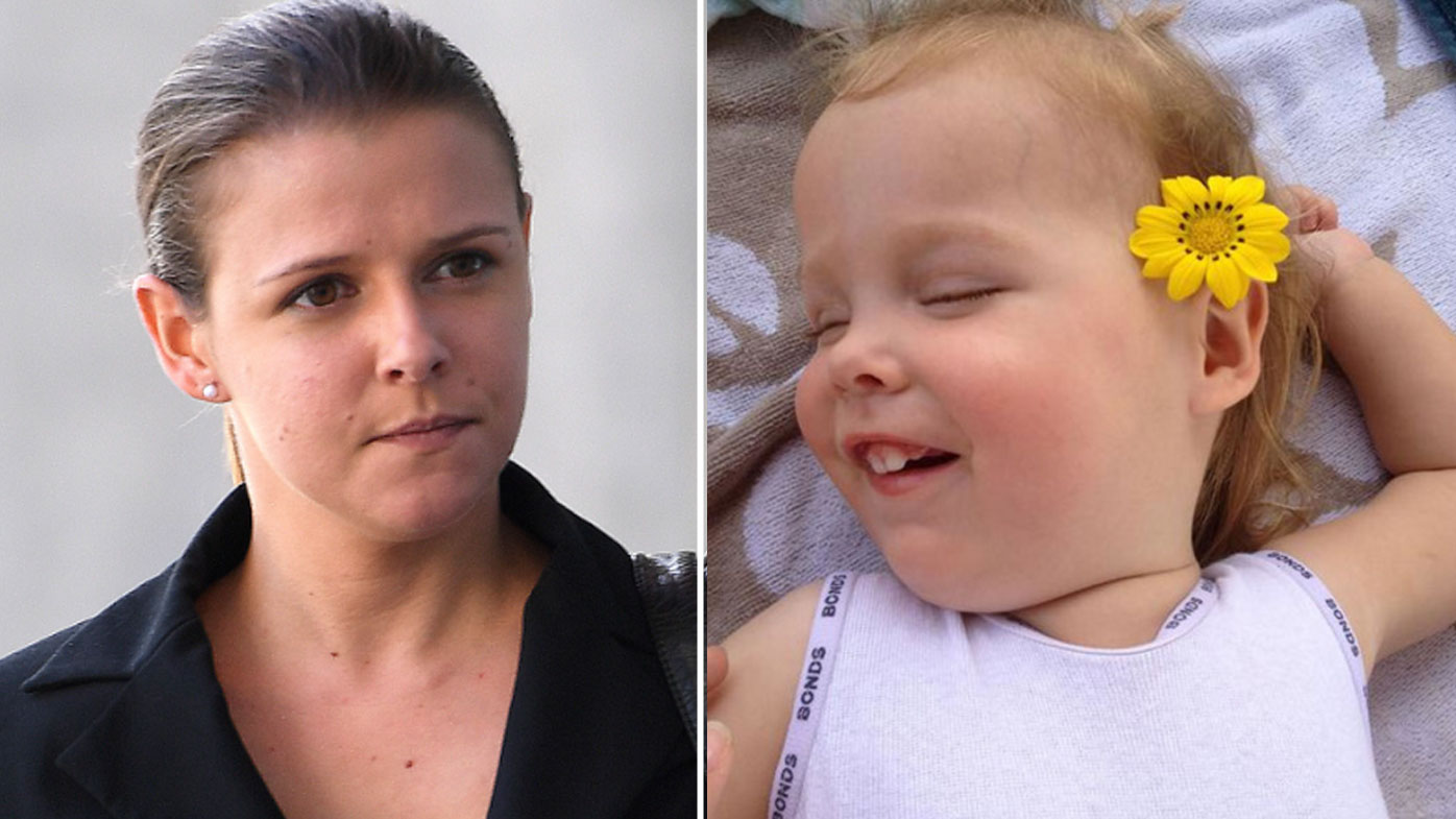'She's blue': Brisbane jury hears 000 call of mum accused of daughter's attempted murder