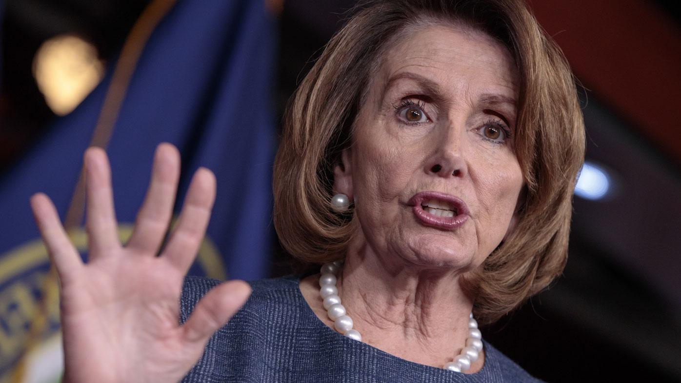 Pelosi urges FBI to dispute wiretap claim