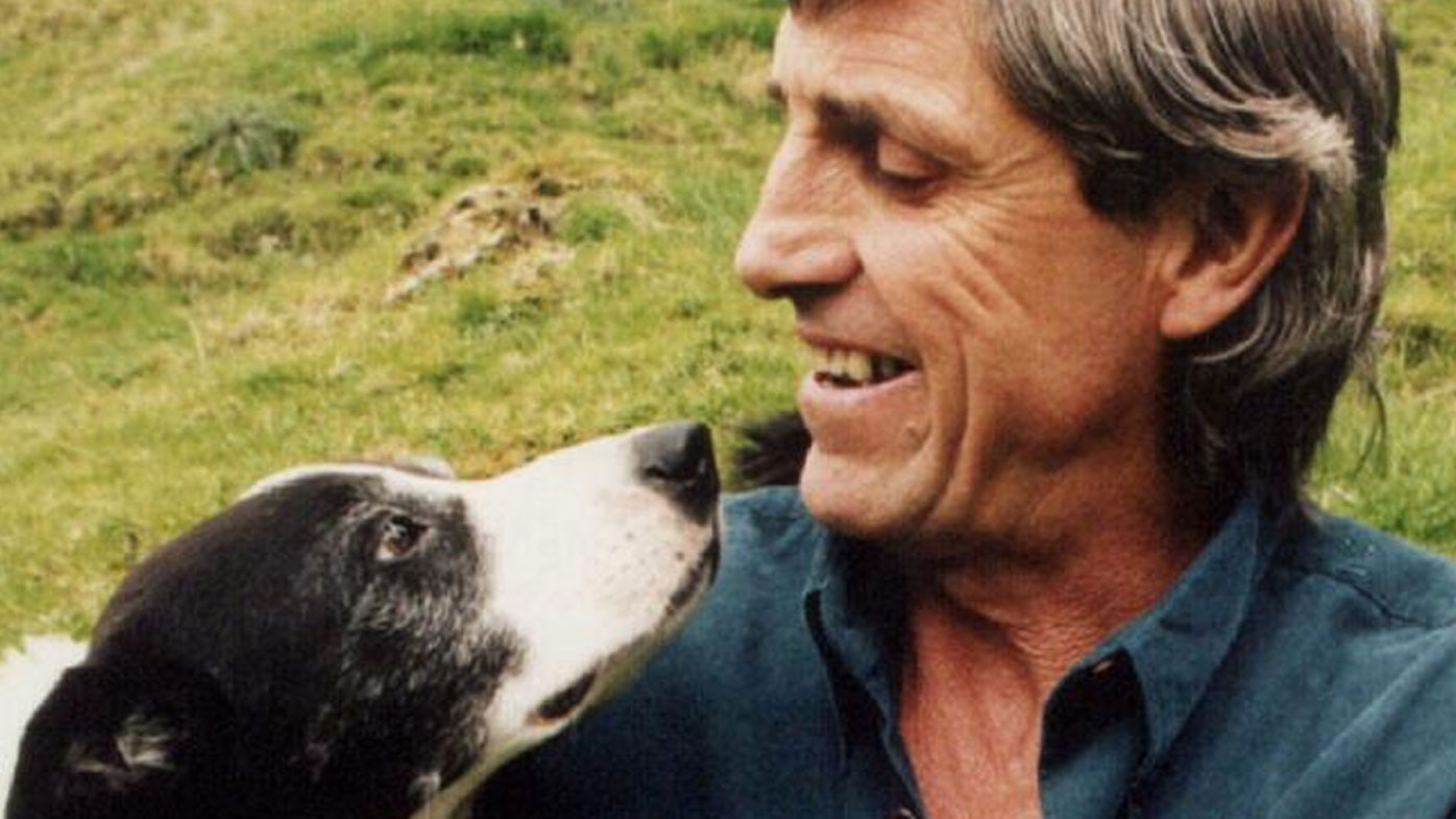 Murray Ball, creator of Footrot Flats, has died aged 78. (AFP)