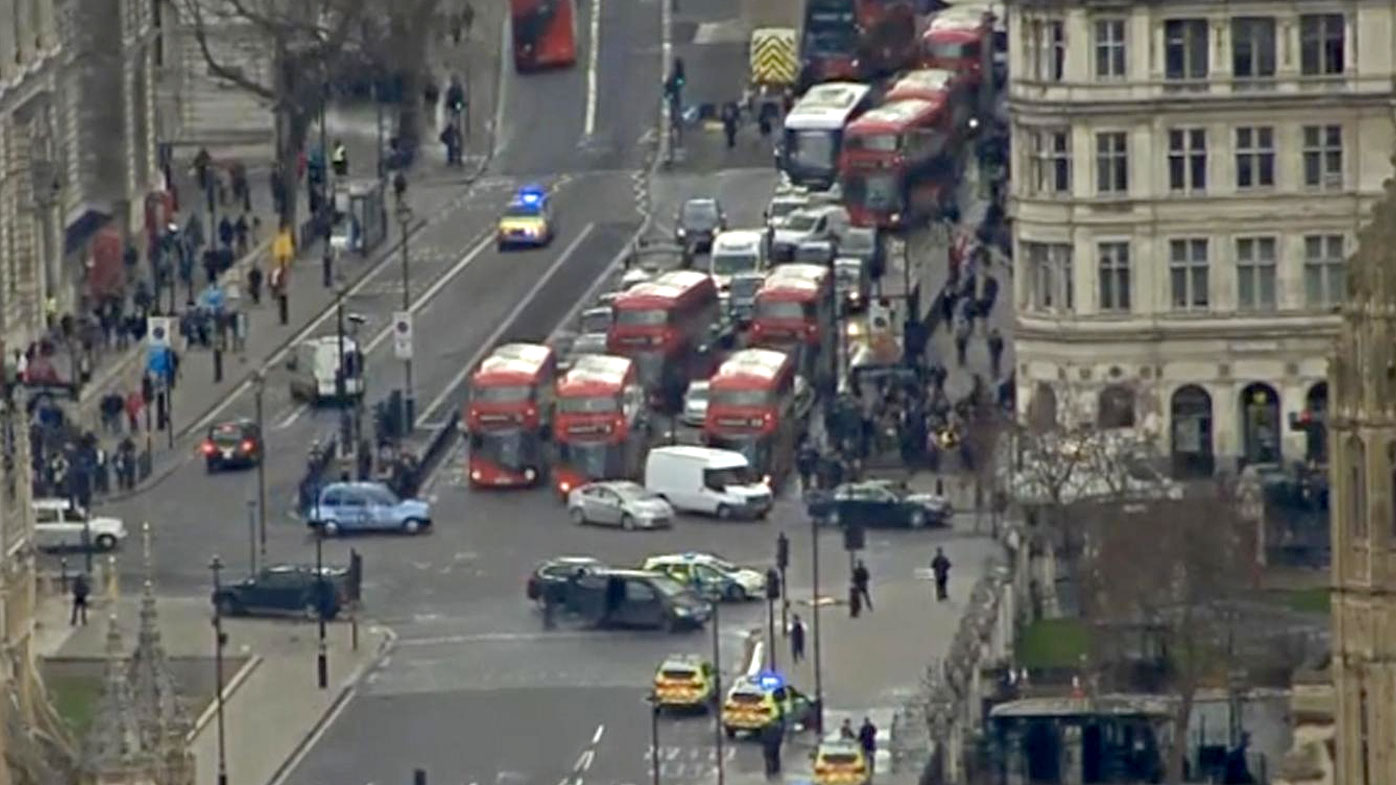 Islamic State claims London terror attack