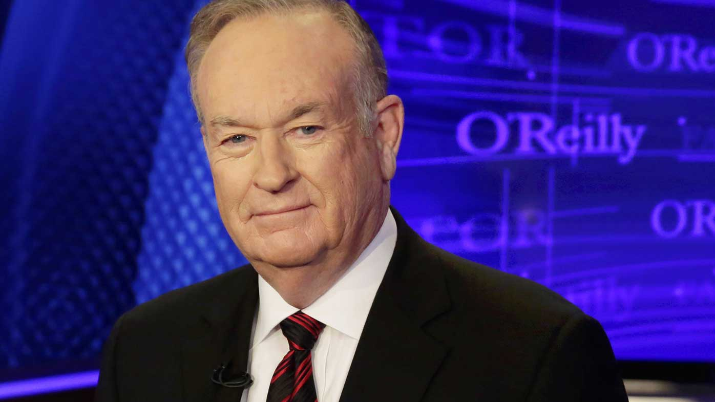 Bill O'Reilly has been sacked  from his Fox News role. (AAP)