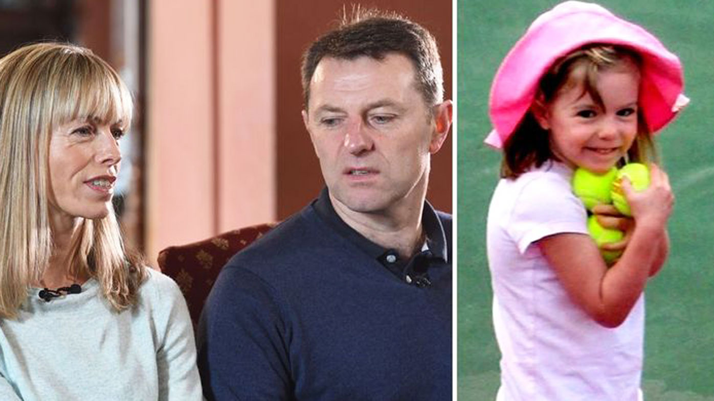 Mark Saunokonoko: Madeleine McCann webpage under fire over free speech and charity status claims 300417_mccannsmaddie_env