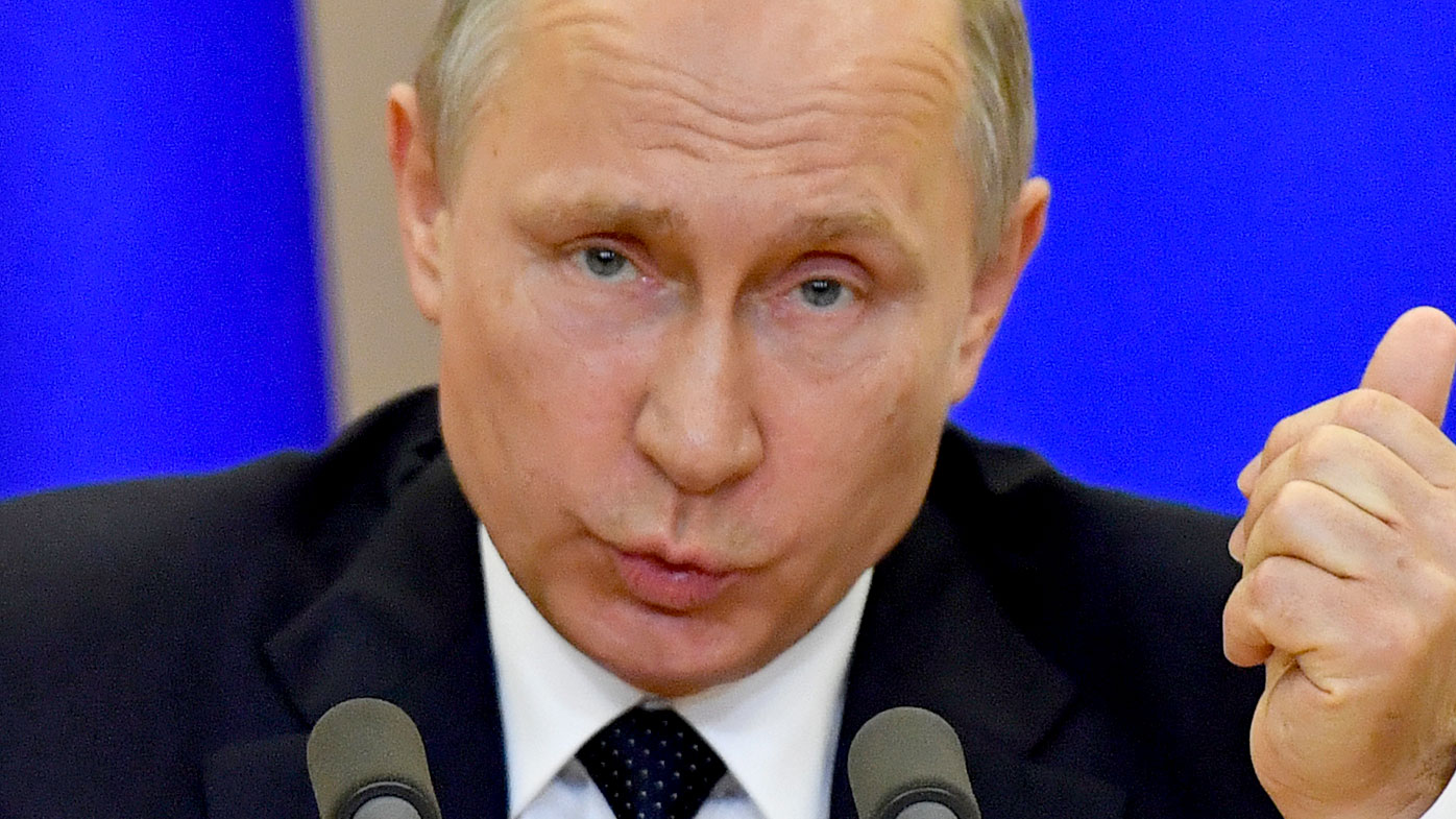 Russia warns it will shoot down US planes after Syria military hit