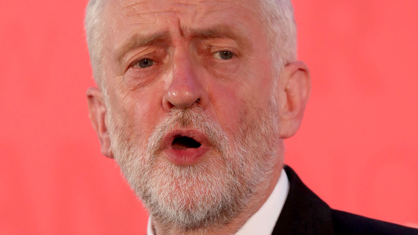 Corbyn has faced battles from within his own party. (AAP)