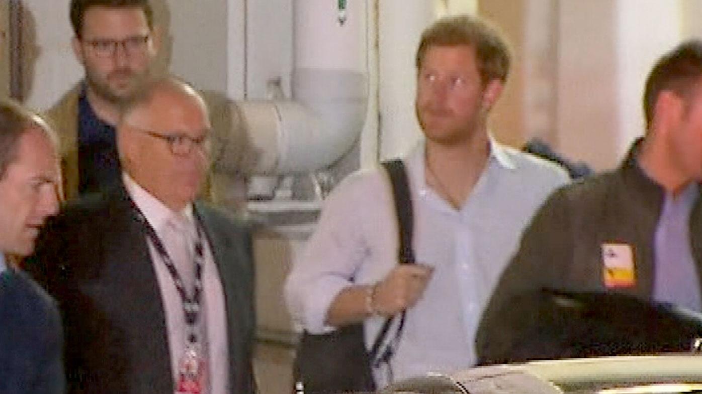 Prince Harry, June 2017