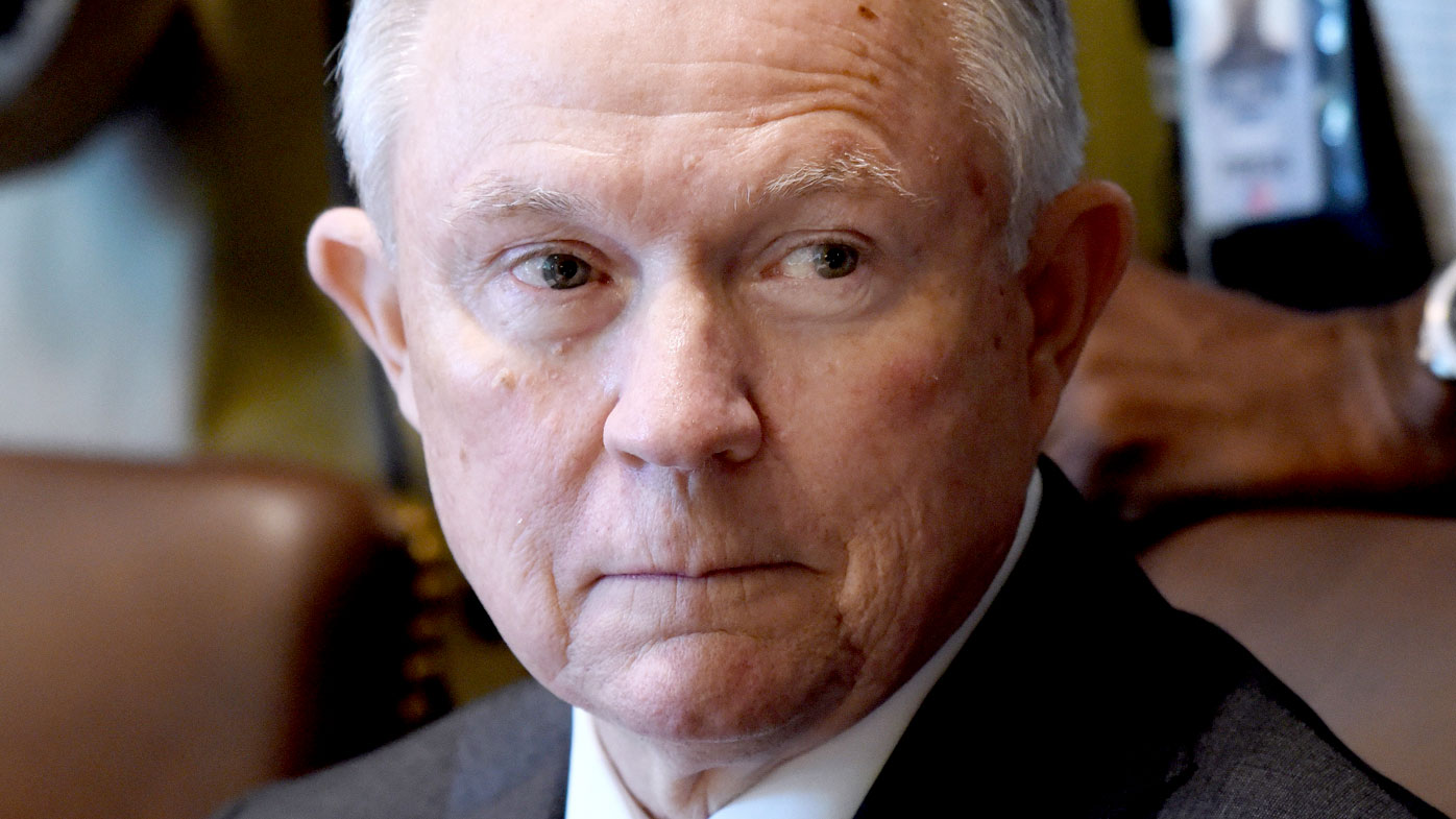 US attorney general Jeff Sessions to testify in public to Russia hearing