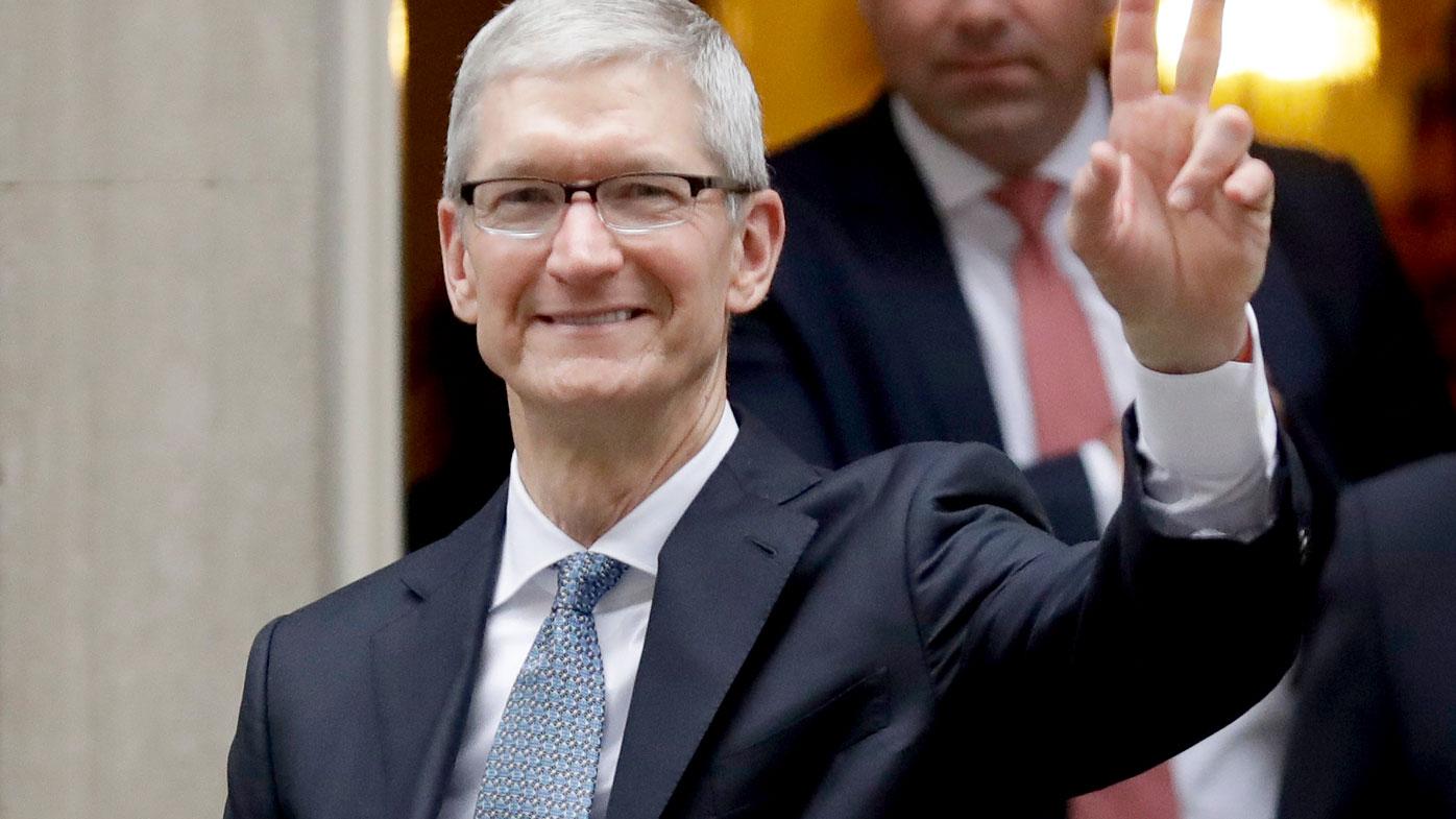 Apple sees autonomous cars as 'core' technology, Tim Cook reveals